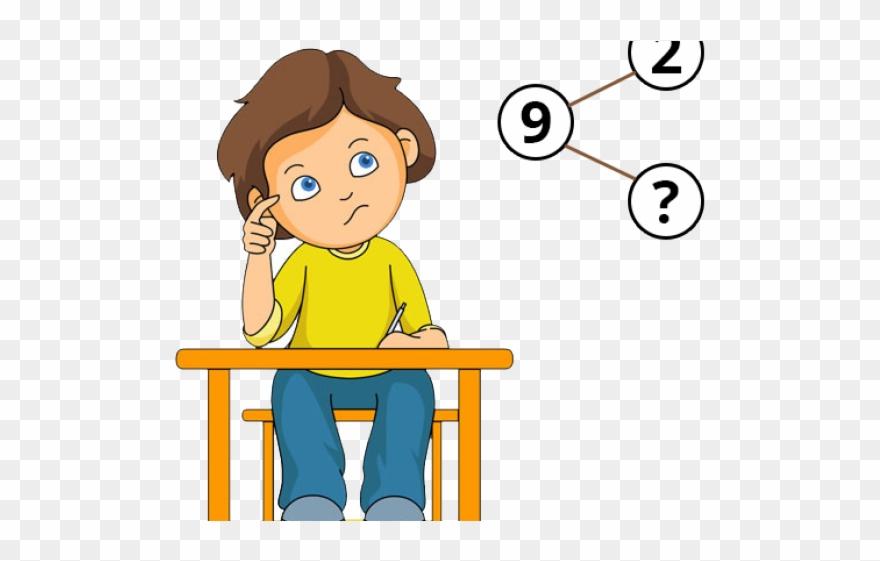 Mathematics Clipart Math Problem.