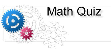 Math Quiz : Online GCSE and A Level Maths tests.
