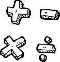 337 Math Symbols free clipart.