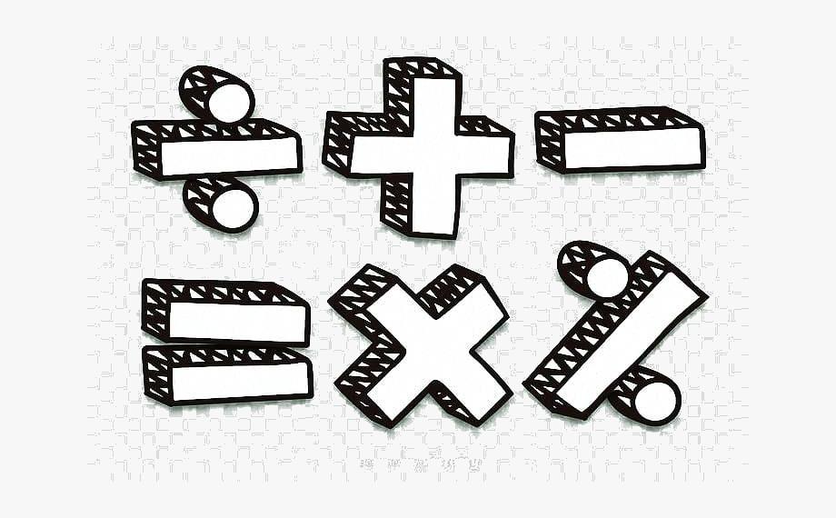 Plus Sign Mathematics Signs Equals And Minus Symbol.