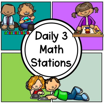 Math Daily 3 Rotation Powerpoint Worksheets & Teaching.