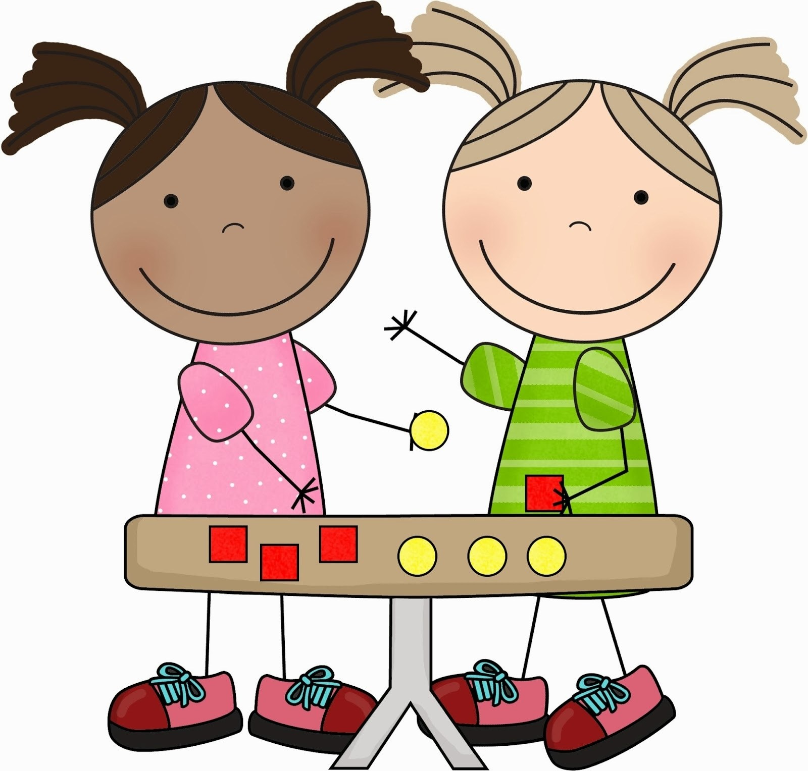 Math Students Clipart intended for Student Helping Student.