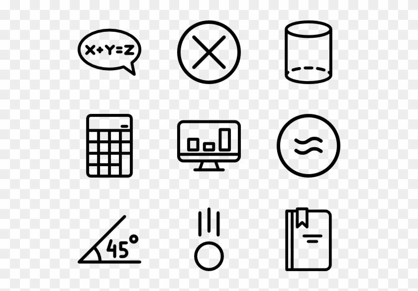 Math Symbols.