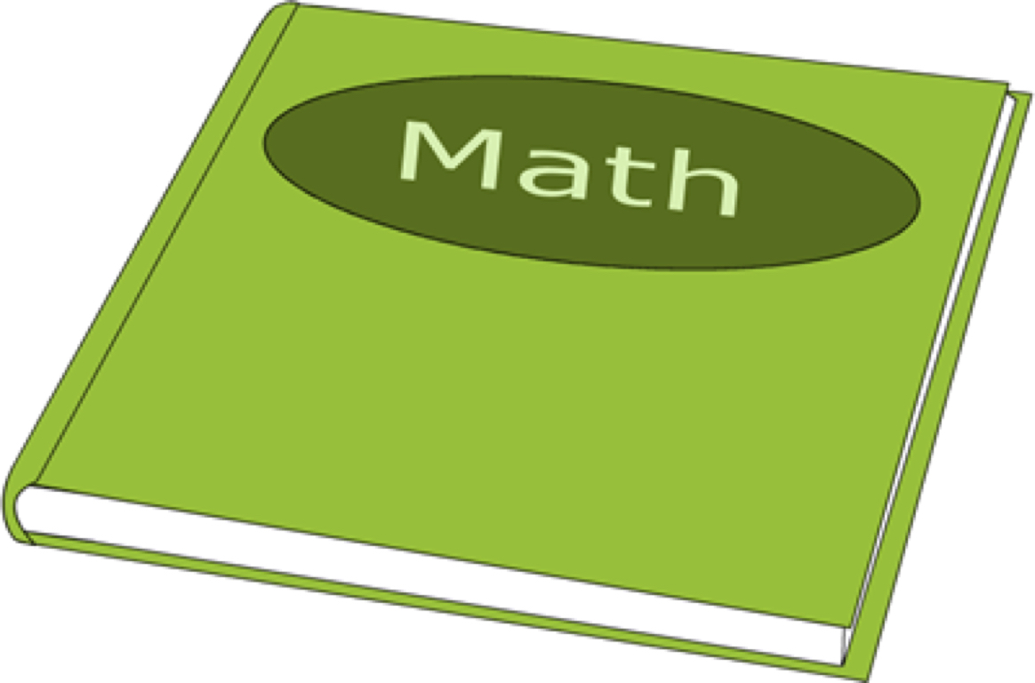 Math Textbook Clipart Clipground