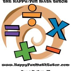 The Happy Fun Math Tutor.