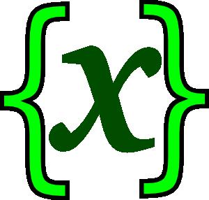 Math Parentheses Clip Art at Clker.com.