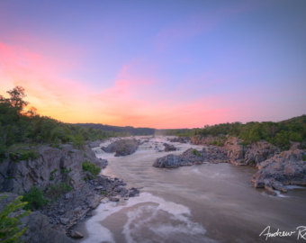 Potomac river.