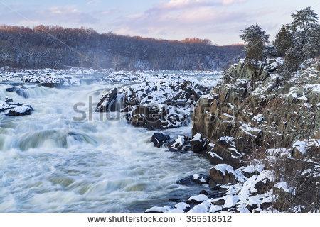 Potomac River Stock Photos, Royalty.