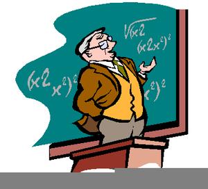 Free Maths Clipart For Teachers.