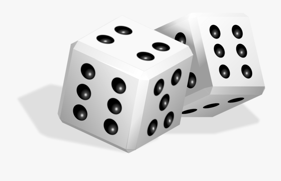 Maths Games Using Dice , Free Transparent Clipart.