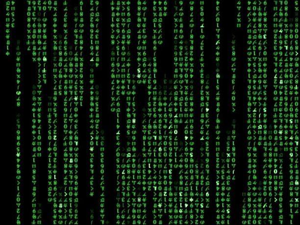 Matrix clipart animated.