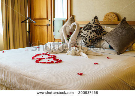Matrimonial Bed Stock Photos, Images, & Pictures.