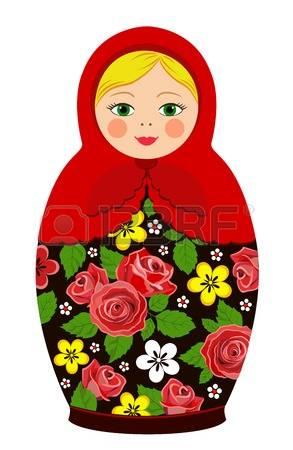 1,801 Russian Matryoshka Stock Illustrations, Cliparts And Royalty.