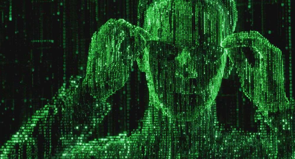 Matrix 1080p clipart.