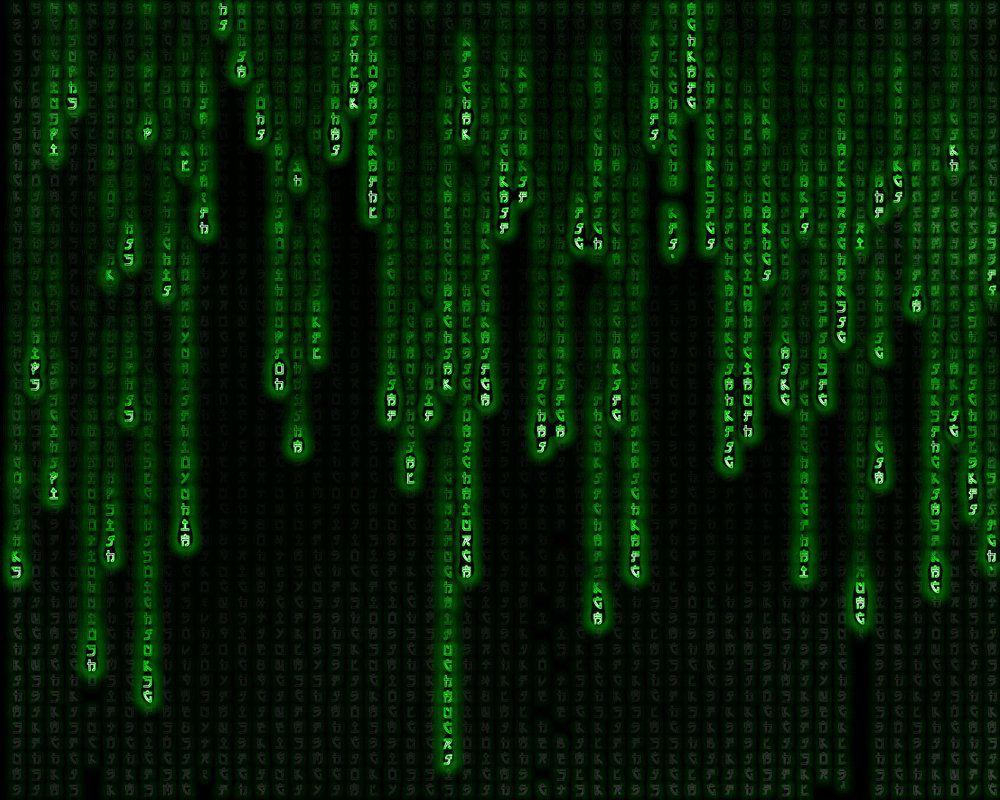 Matrix code in 2019.