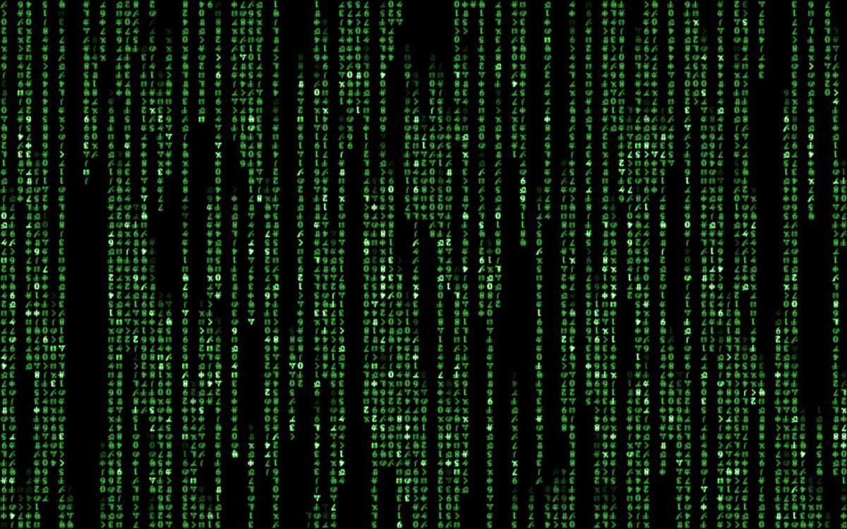 Matrix Code Movie Wallpaper.