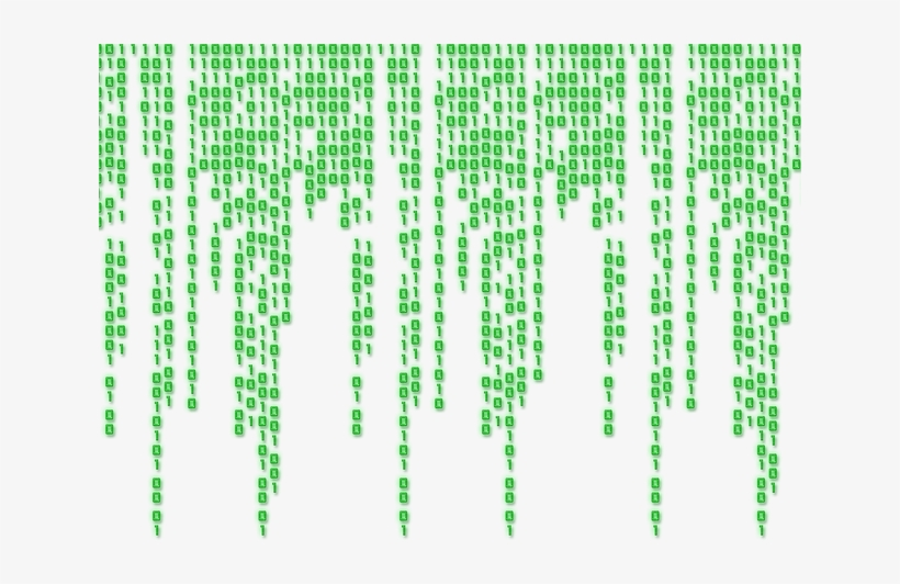 Matrix Code Png.