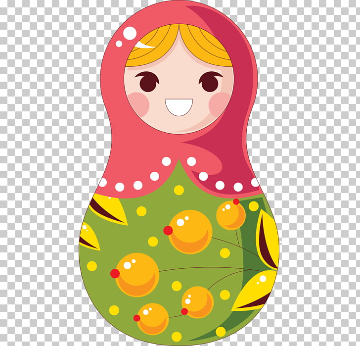 Matryoshka doll Toy Stock photography Game, doll PNG clipart.