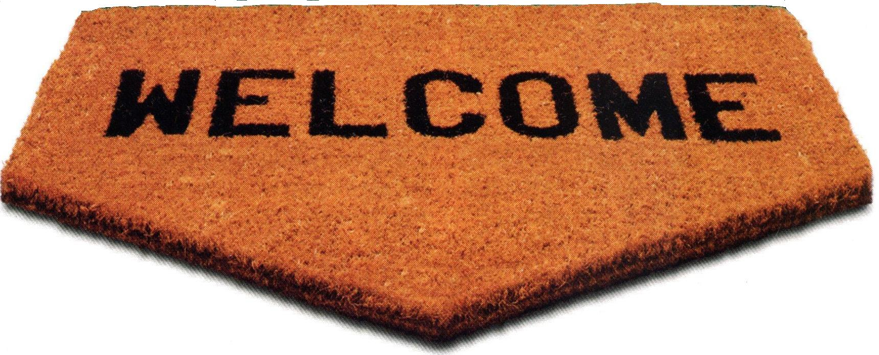 Welcome Mat PNG Transparent Welcome Mat.PNG Images..