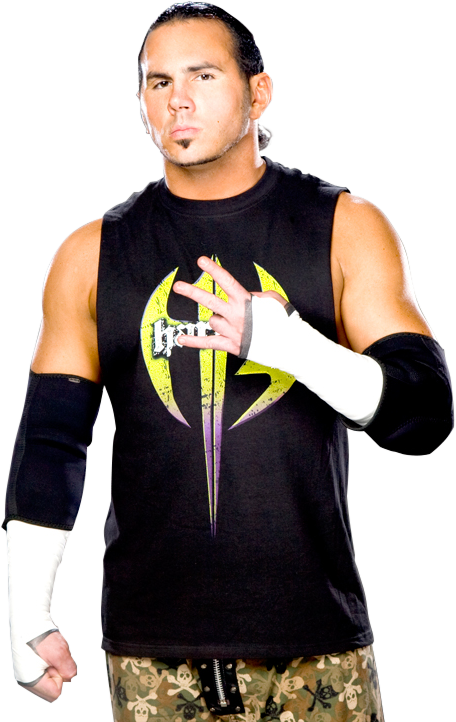 Matt Hardy PNG Picture.