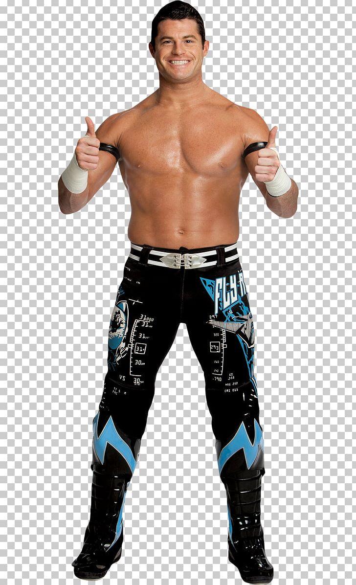 Evan Bourne WWE Raw Professional Wrestler Professional.