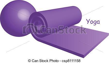 Yoga Mat Clipart (47+).