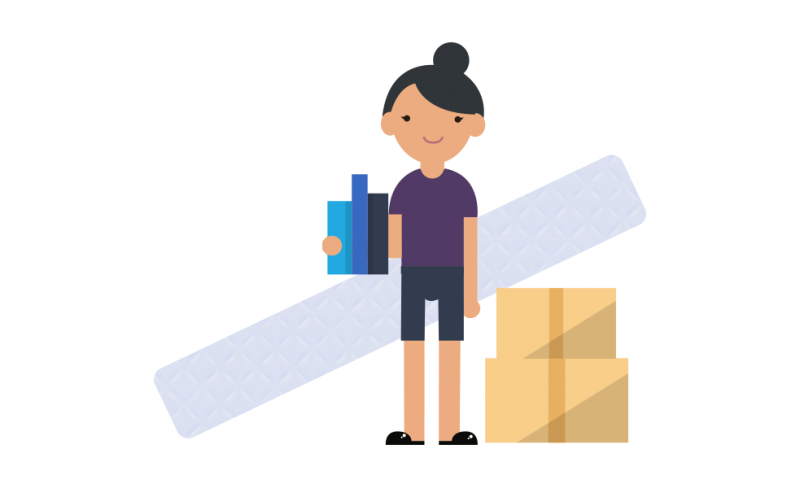 Easy Mattress & Boxspring Shipping with TSI.