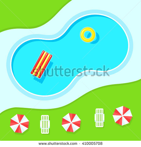 Inflatable Mattress Isolated Stock Photos, Royalty.