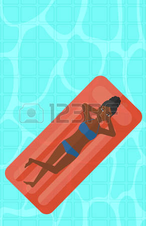 103 Floating Mattress Stock Vector Illustration And Royalty Free.