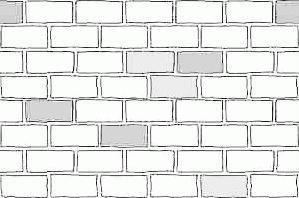 Mauer bauen clipart.