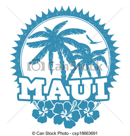 Maui Clip Art Vector Graphics. 278 Maui EPS clipart vector and.