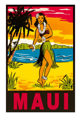 Maui clip art.