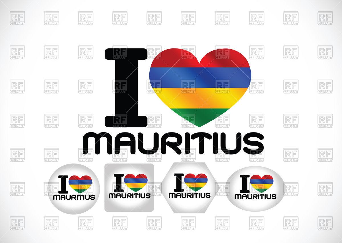 I love Mauritius.