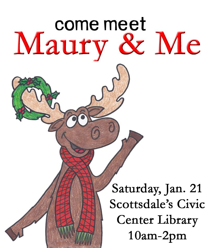 Come Meet Maury & Me.