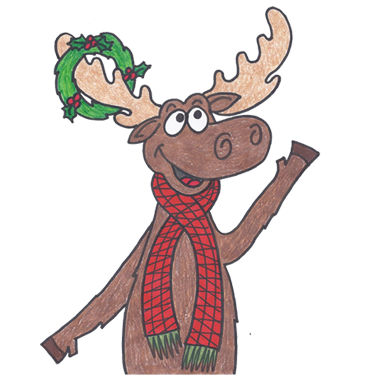 Maury C. Moose and The Forest Noel.