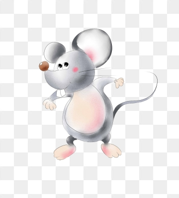Mouse Animal PNG Images.