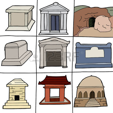 1,023 Mausoleum Cliparts, Stock Vector And Royalty Free Mausoleum.