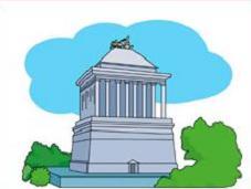 Free Mausoleum Clipart.
