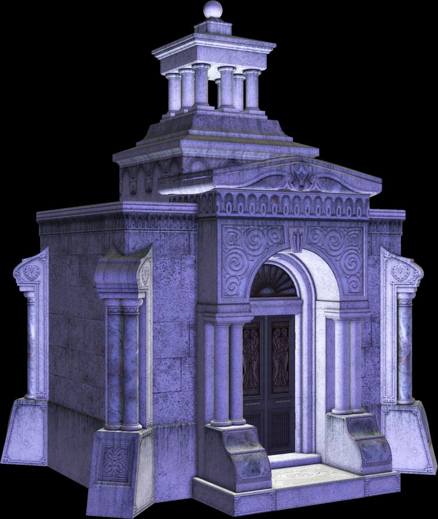 Mausoleum clipart.