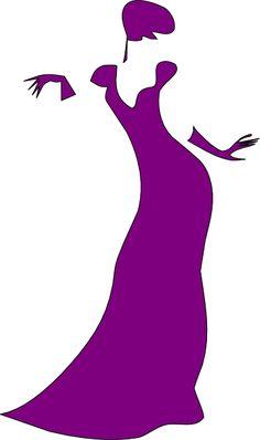 Purple Christian Clip Art.
