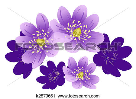 Purple flower Clip Art and Stock Illustrations. 12,082 purple.