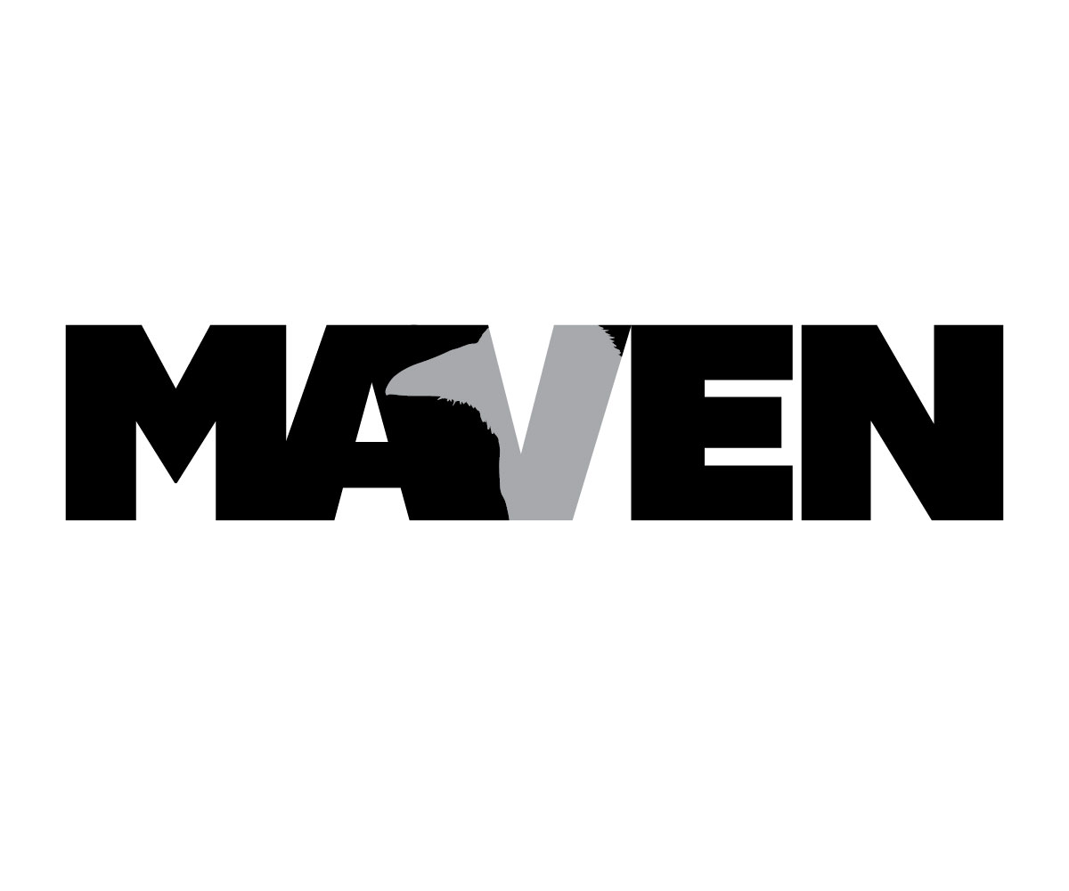 Bold, Serious, Online Shopping Logo Design for MAVEN by Amy.