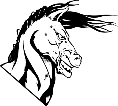 Gallery For > Maverick Horse Clipart.