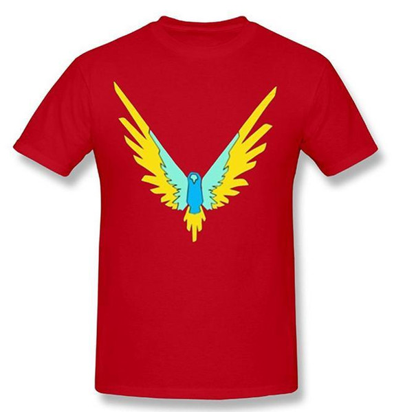 Maverick Custom T Shirts Logan Paul Parrot Logo Men\'S Shirts Coolest Tee  Shirts Cool T Shirts Design From Amesion98, $12.08.