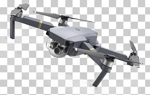 Mavic Pro Osmo DJI Phantom Gimbal, drone PNG clipart.
