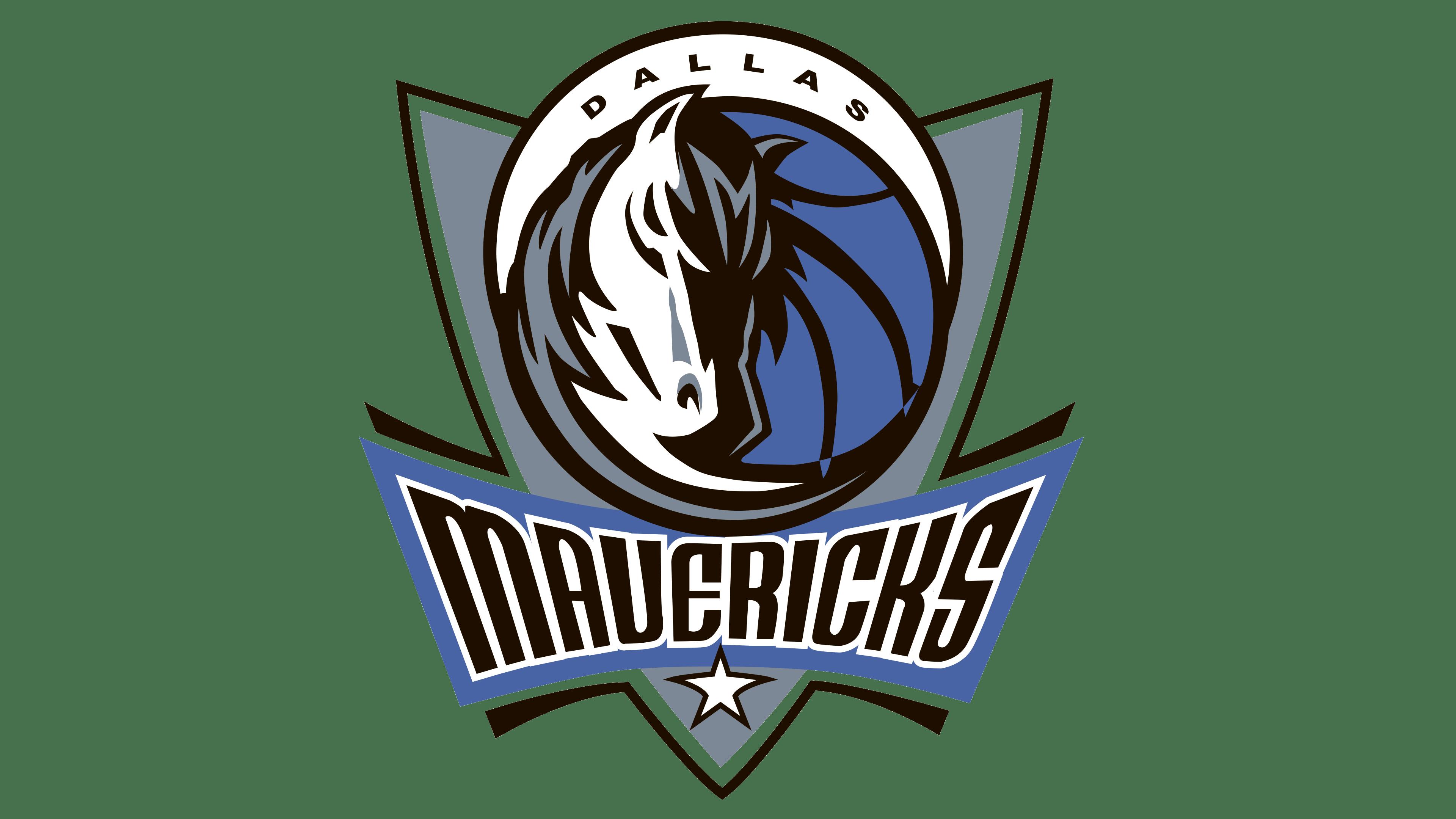 Dallas Mavericks Logos.