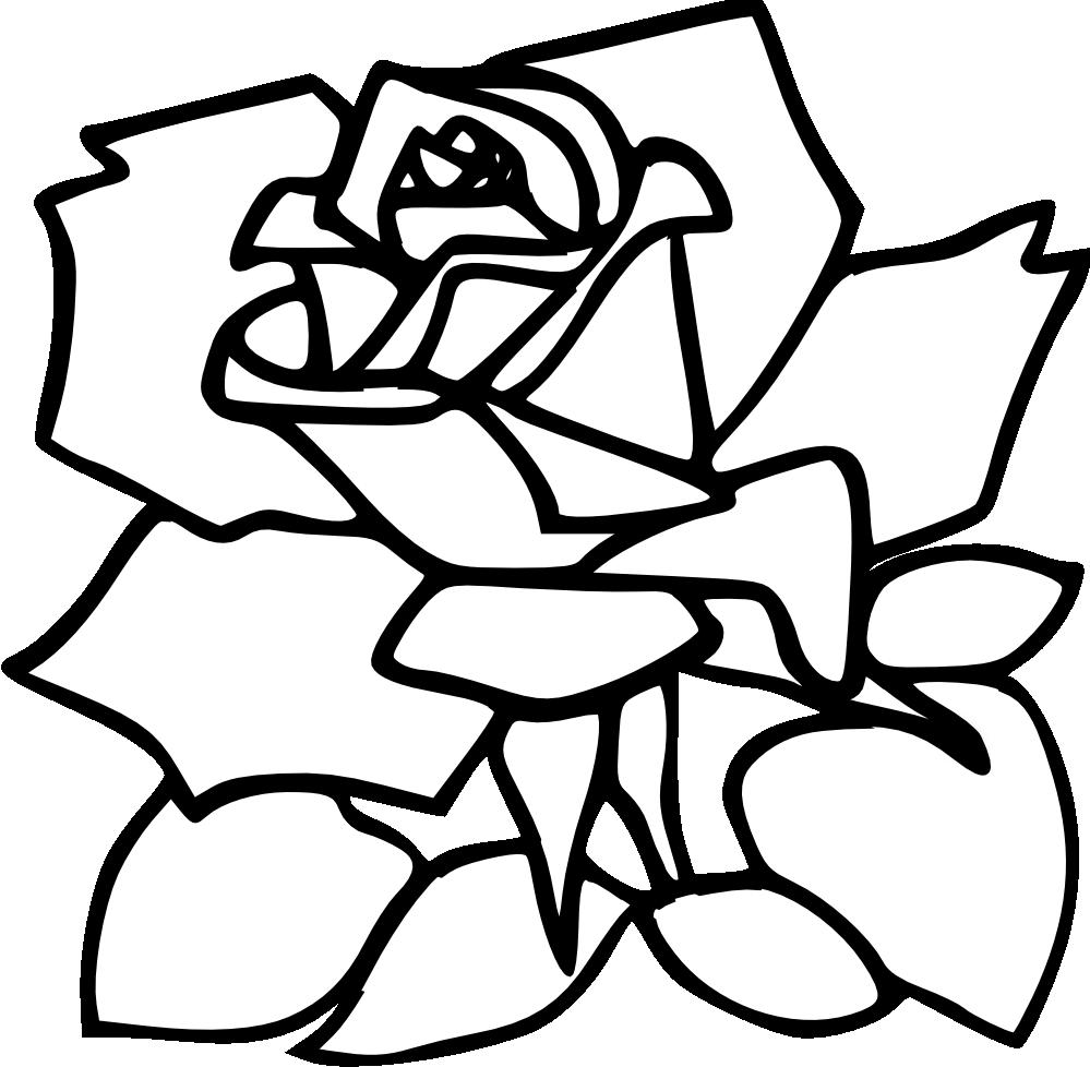 Mawar clipart #13