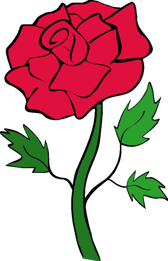 Mawar clipart #9