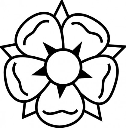 Mawar clipart #15