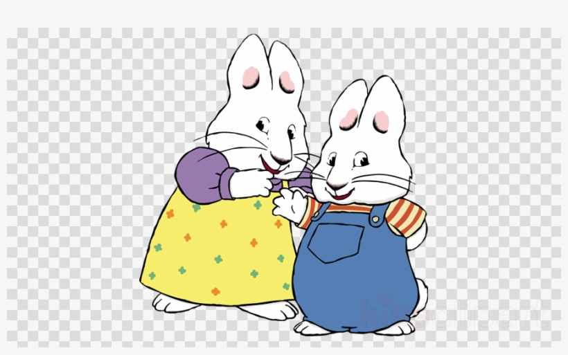 Max And Ruby Clipart Max Bunny Children's Television.
